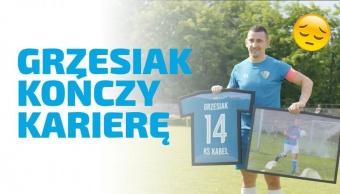 Grzegorz Grzesiak kończy karierę