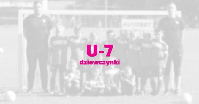 U-7 dziewczynki
