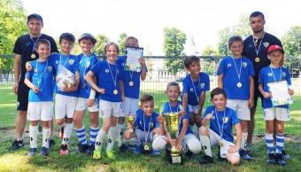 Rocznik 2011 wygrywa Wilga Cup!